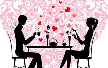 Diner st Valentin